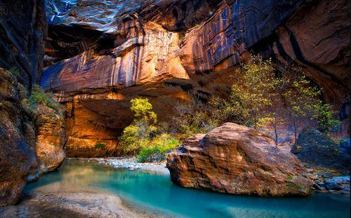 'Vườn địa đàng' trên đất Mỹ