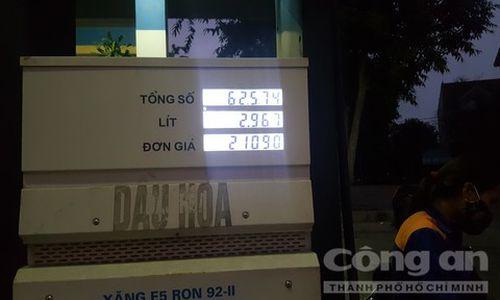 Cây xăng 'quên' giảm giá khi liên Bộ đã điều chỉnh giảm