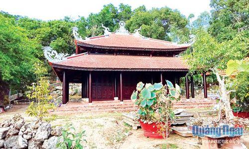 Vãn cảnh chùa Khánh Vân
