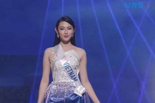 Nguyễn Thúc Thùy Tiên trắng tay tại Miss International 2018