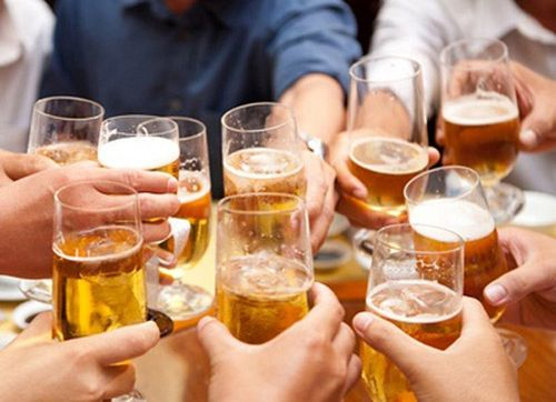 Rượu bia, thời gian và bệnh tật