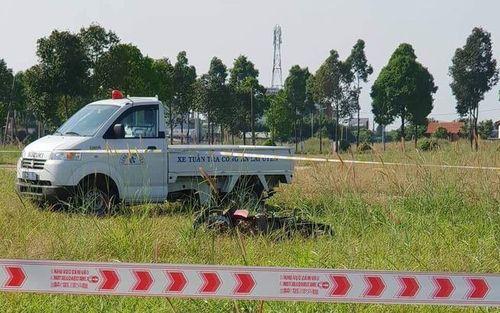 Bình Dương: Tìm thân nhân cho nam thanh niên chết gục cạnh xe máy trong khu Trung tâm hành chính