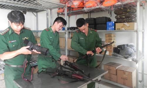 Lính đặc nhiệm Biên phòng 'đánh án'
