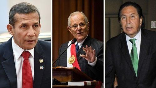 Tham nhũng dầu khí lớn, ba cựu tổng thống Peru có nguy cơ bị truy tố