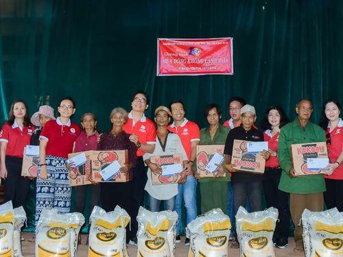 CT5-K97 tặng 'Mùa Đông không lạnh' cho trẻ nhỏ và người nghèo vùng cao