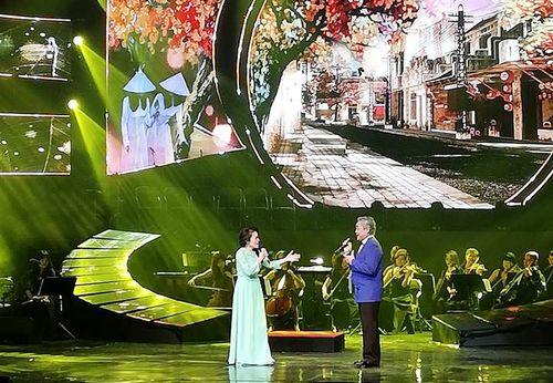 Đêm nhạc kỷ niệm nửa thế kỷ ca hát của NSND Quang Thọ