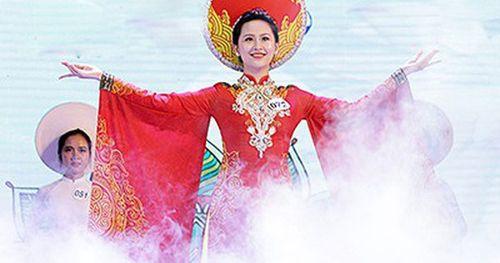 Nữ sinh Học viện Cảnh sát, Sư phạm đăng quang Imiss Thăng Long 2018