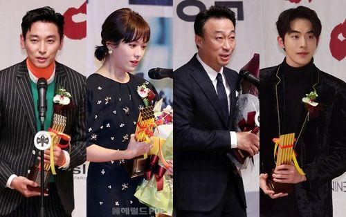 Kết quả 'Lễ trao giải Youngpyeong': Han Ji Min khóc cạn nước mắt, phim Joo Ji Hoon 'gom' gần hết giải thưởng
