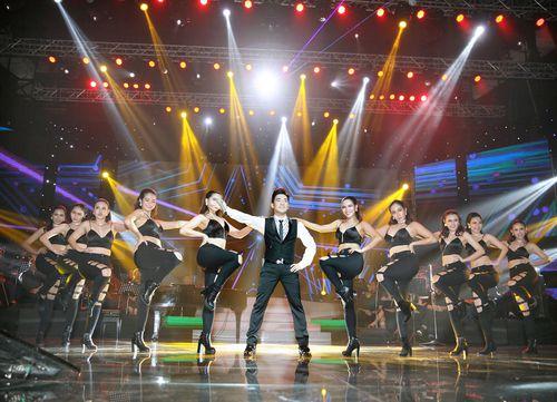 Liveshow của ca sĩ Quang Hà bị tố vi phạm quyền tác giả