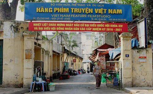 Vivaso sẽ phải rút khỏi Hãng phim truyện Việt Nam trước thời hạn