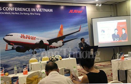 Jeju Air góp phần thúc đẩy tăng trưởng giao thương Việt Nam - Hàn Quốc