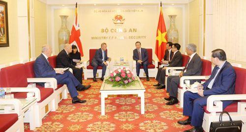 Việt Nam – Vương quốc Anh thắt chặt mối quan hệ Đối tác chiến lược