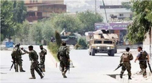 Tiến công khủng bố, ít nhất 30 binh sĩ Afghanistan chết