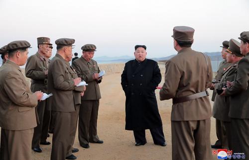 Bí ẩn đằng sau vụ thử vũ khí mới của Triều Tiên