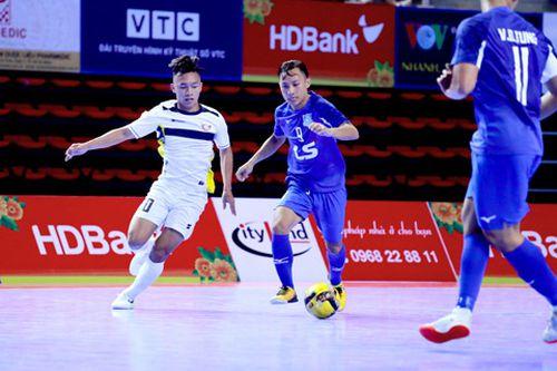 Thái Sơn Bắc hòa CLB Đà Nẵng FC 3-3