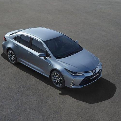Toyota Corolla sedan thế hệ mới đã không còn 'già'