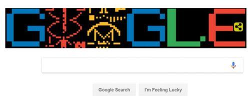 Thông điệp Arecibo trên trang chủ Google là gì?