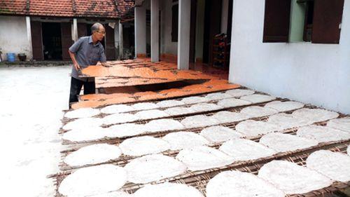 Khánh Thiện chú trọng phát triển làng nghề ẩm thực truyền thống