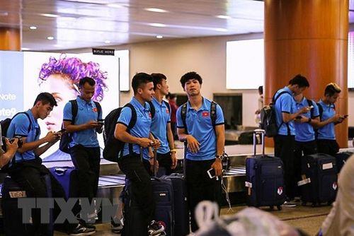 Thông tin mới nhất về đội tuyển Việt Nam trên đất Myanmar