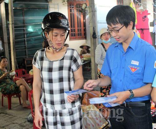 PC Thừa Thiên Huế ra quân tuyên truyền sử dụng điện an toàn và tiết kiệm