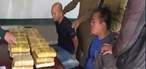 Đánh chặn 'nguồn' ma túy khủng về Việt Nam, thu 210.000 viên ma túy tổng hợp