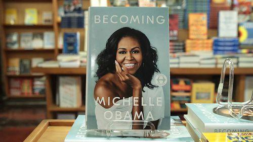Hồi ký Becoming của Michelle Obama sẽ ra mắt bạn đọc Việt Nam