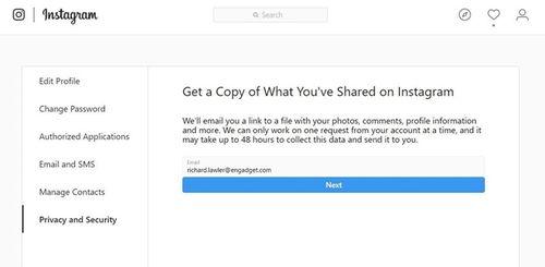 Người dùng Instagram trước nguy cơ lộ mật khẩu do lỗ hổng bảo mật