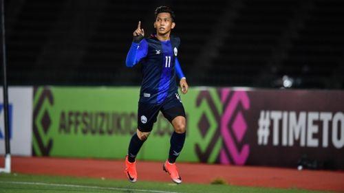 Đánh bại đội tuyển Lào, Campuchia 'thách đấu' đội tuyển Việt Nam