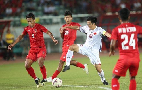Video highlights Myanmar 0-0 Việt Nam