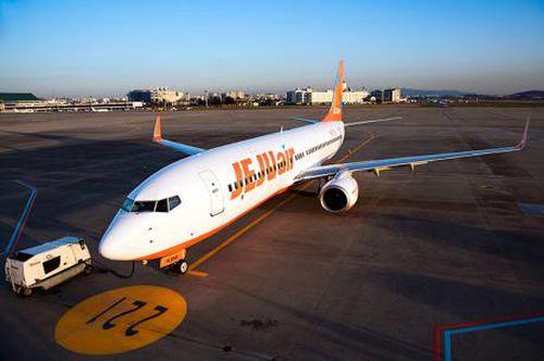 Jeju Air đặt mua 40 máy bay Boeing thế hệ mới