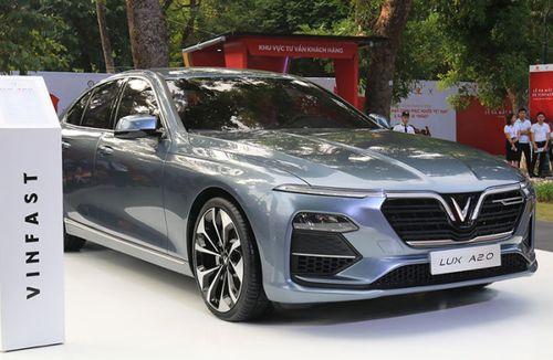 Soi chi tiết VinFast Sedan LUX A2.0 giá 800 triệu đồng