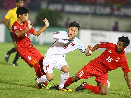 Myanmar - Việt Nam (0-0): Nuối tiếc!