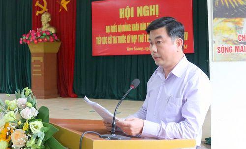 Cử tri quận Thanh Xuân kiến nghị nhiều vấn đề dân sinh