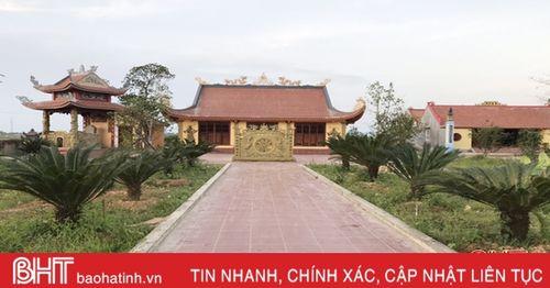 28 tỷ đồng trùng tu, đền Yên Tràng xứng tầm di tích LSVH cấp tỉnh