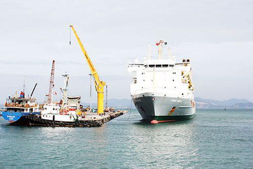 Cảng Cam Ranh: Đạt mốc 2 triệu tấn hàng
