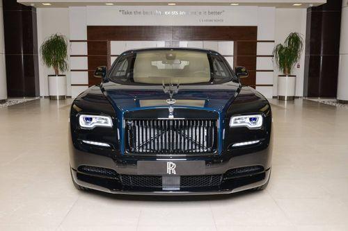 Ngắm xe siêu sang Rolls-Royce phiên bản siêu hiếm 30 chiếc trên toàn cầu