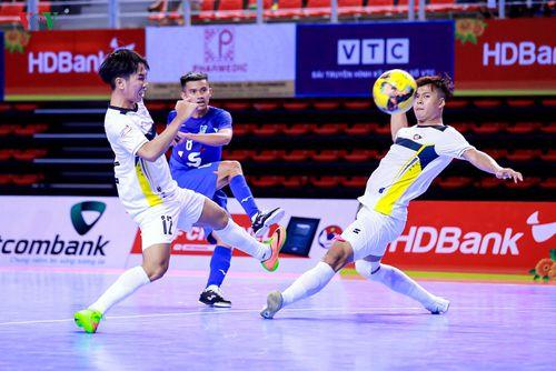 Futsal HDBank 2018: Thành công tạo tiền đề cho những trận đấu tiếp theo