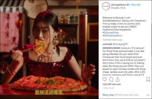 Dolce & Gabbana gặp vận đen sau sự cố 'sỉ nhục' người Trung Quốc