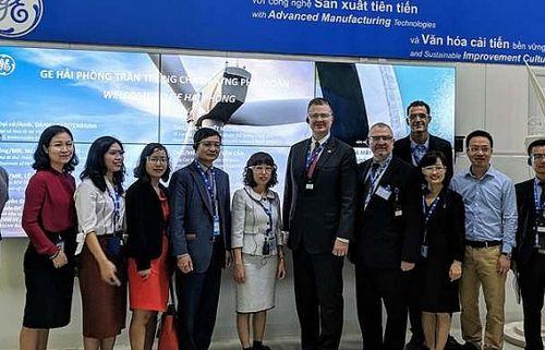 Hoa Kỳ cam kết giúp DNVVN Việt Nam thích ứng với môi trường quốc tế hiện đại