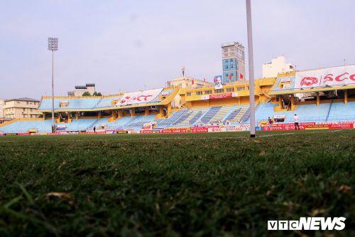 Sân Hàng Đẫy đảm bảo an toàn cho trận Việt Nam vs Campuchia