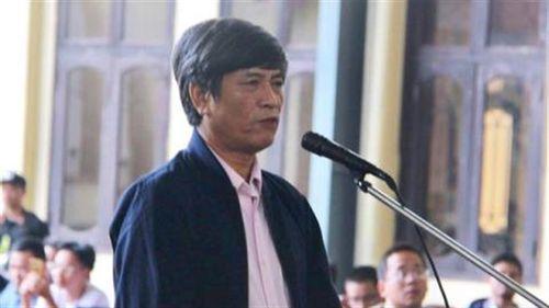 Nguyễn Thanh Hóa phản cung vì vết thương trên đầu!