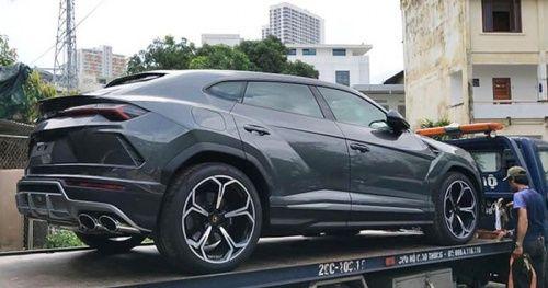 Xuất hiện siêu SUV Lamborghini Urus thứ 2 Việt Nam có giá 30 tỷ đồng