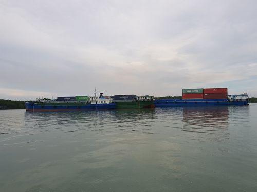 Hàng hải huy động tổng lực phòng chống bão số 9