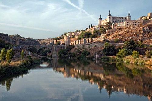 Thành phố Toledo - Hồn cổ châu Âu