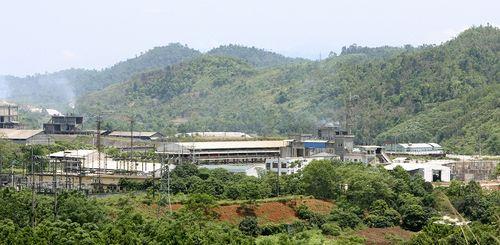 Công ty Supe lân Apromaco Lào Cai bị phạt 100 triệu đồng vì vi phạm về môi trường