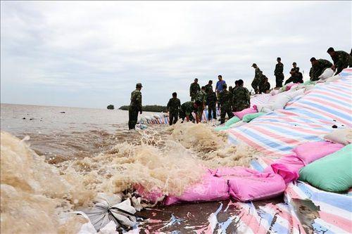 Cơ bản hoàn thành công tác ứng phó với bão số 9 trước 16 giờ ngày 24/11