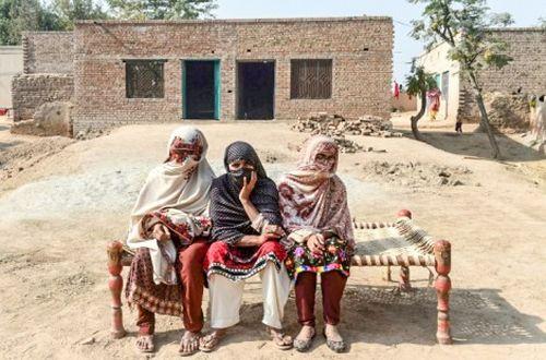 Phụ nữ nông thôn Pakistan đấu tranh đòi nhà vệ sinh