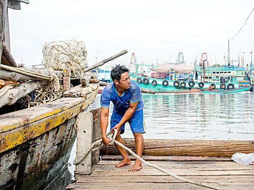 Bà Rịa - Vũng Tàu di dời gần 160.000 dân tránh bão số 9