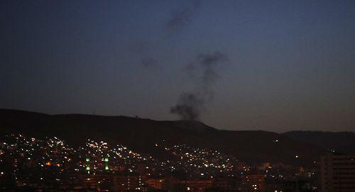 Liên quân do Mỹ dẫn đầu nghi không kích Syria, 10 dân thường thiệt mạng