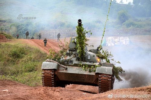 Bộ binh cơ giới Việt Nam bất ngờ lên báo Trung Quốc